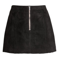 Short Skirt - from H&M