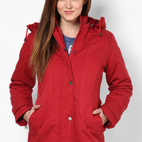 Red Full Sleeve Jacket