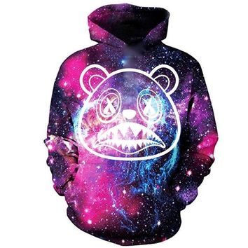Alternate Galaxy Foamposites Premium Hoodie - BAWS