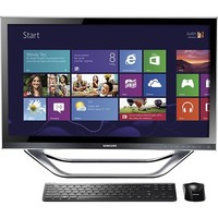 "Samsung - ATIV One 7 27"" Touch-Screen All-In-One Computer - 8GB Memory - 1TB Hard Drive"