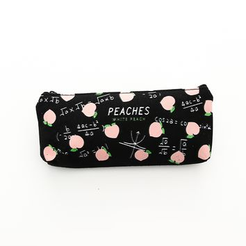 Honey Peach Pencil Case