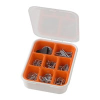 FIXA 102-piece hook and hanging set - IKEA