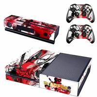 Day of Deadpool Skin - Xbox One Protector
