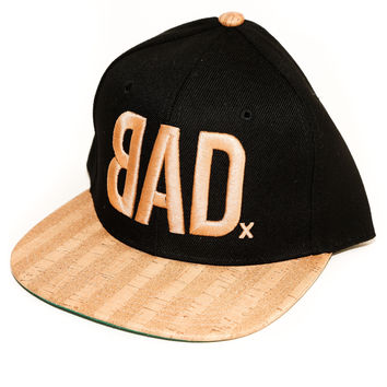 BAD Hat | The Tyler Sherritt | Wood Print Brim | Snapback