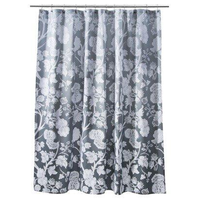 """Target Home™ Shower Curtain - Euro Gray (72x72"""")"""