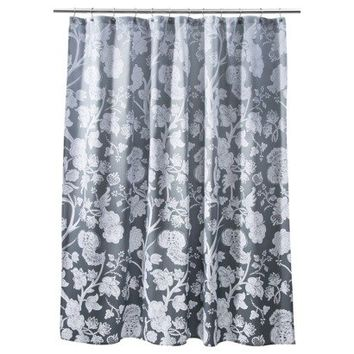 "Target Home™ Shower Curtain - Euro Gray (72x72"")"