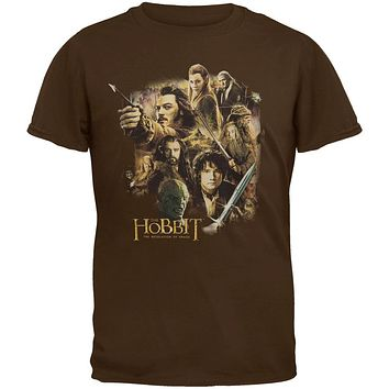 The Hobbit - Middle Earth Cast Youth T-Shirt