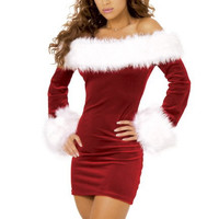 Christmas Costume Halloween Photographing Santa Custome [9211529988]