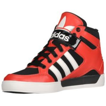 adidas Originals Hard Court Hi Strap - Boys' Grade School