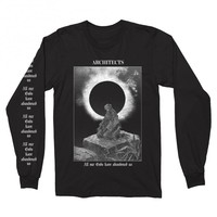 Abyss Long Sleeve T-Shirt (Black)