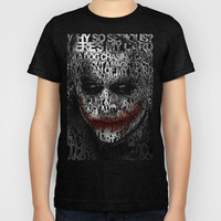 Halloween Psycopath Clown Typograph apple iPhone 4 4s 5 5s 5c, ipod, ipad, pillow case and tshirt Kids T-Shirt by Three Second