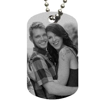 Create Your Own Dog Tag Necklace