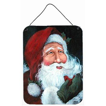 A Little Bird Told Me Santa Claus Wall or Door Hanging Prints PJC1001DS1216