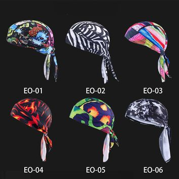 Outdoor Cycling Caps Quick Dry Clean Shawl Headband Head Scarf Men Running Hat Riding Bandana Ciclismo Women Men Hood Caps