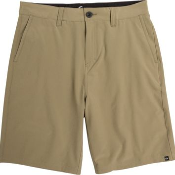 QUIKSILVER EVERYDAY AMPHIBIAN HYBRID SHORT