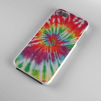 DS267-iPhone Case - Iphone 5 case-Iphone 5s case - Iphone 4 case - Iphone 4s case - Iphone Cover -Colors Colorful TIE DYE iPhone Case