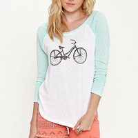 Mint bicycle at PacSun.com