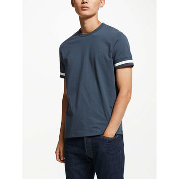 Fred Perry Bold Tip Short Sleeve T-Shirt at John Lewis