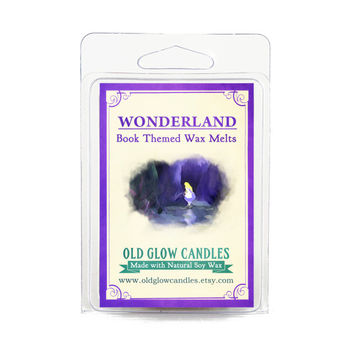 Wonderland - Scented Soy Wax Melts 80g