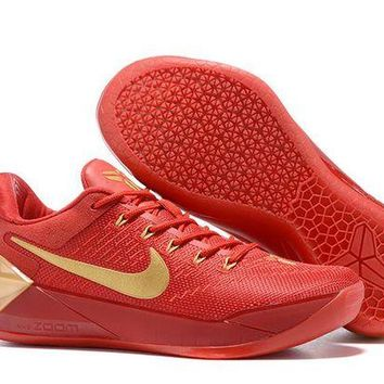 DCCKIJ2 Nike Zoom Women's Kobe A.D.EP 852427-003 Basketball Shoes Red