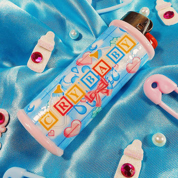 Crybaby Melanie Martinez BIC Lighter Case
