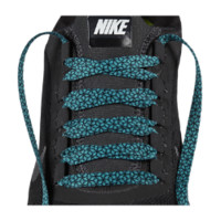 """Nike 39"""" Geo Hex Shoelaces Size 39 (Green)"""