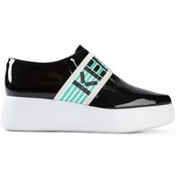 Kenzo Slip-on Platform Shoes - Stefania Mode - Farfetch.com