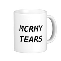 My Chemical Romance Tear Mug