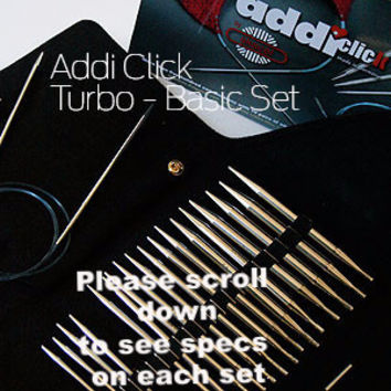 Addi Turbo Click Sets