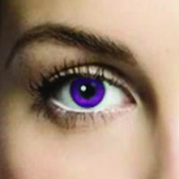 Mesmereyez Violet Coloured Contacts (Comfort)
