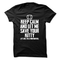 Keep Calm And Let Me Save