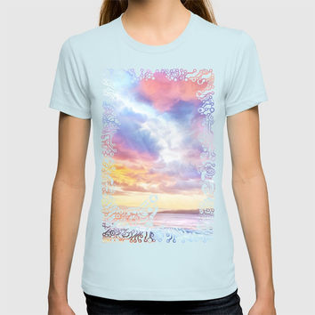 Calm before a storm T-shirt by exobiology