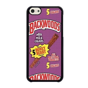 ONLY BACKWOODS CIGARS iPhone 5C Case