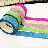 5pcs Washi Sticky Paper Masking Adhesive Decorative Tape Scrapbooking [8270509249]