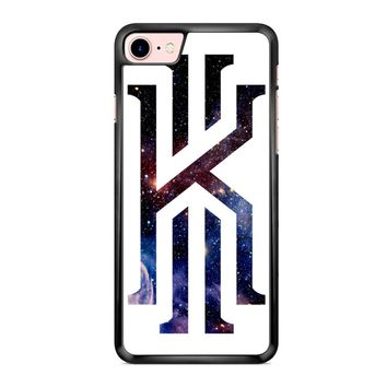Kyrie Irving Logo Galaxy iPhone 7 Case