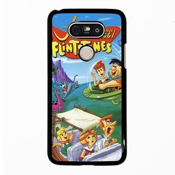JETSONS MEET FLINTSTONES LG G5 Case Cover