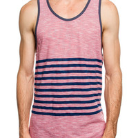 Jerry Long Curved Tank