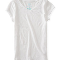 Kids' Neon Core V-Neck Tee - PS From Aeropostale