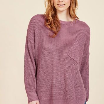 Slouchy Sensation Sweater