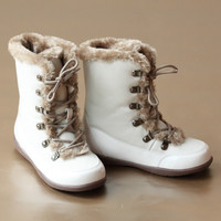 L'Amour Girls Winter Fashion Boot