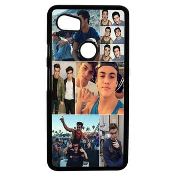 Dolan Twins Collage 4 Google Pixel 2XL Case