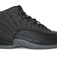 Air Jordan 12 Retro Wool Basketball Shoes <>