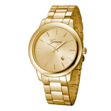 Designer's Gift Trendy New Arrival Great Deal Good Price Awesome Stylish Luxury Men Ladies Couple Watch [11203430407]