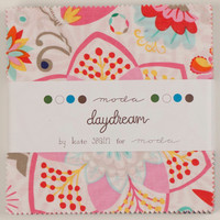 Moda Daydreams Charm Pack Squares Precut Fabric by Kate Spain 27170PP | Lisas Stitching Post