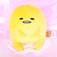 Gudetama Sitting Plush M