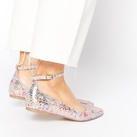 ASOS LOUISA Pointed Ballet Flats