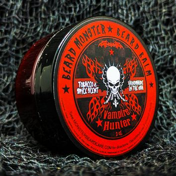 Vampire Hunter Beard Balm