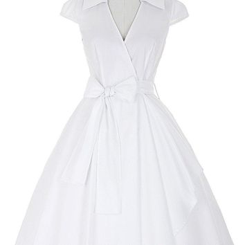 Summer Style Vintage Swing robe Rockabilly Retro Dress
