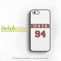 Justin Bieber Journals iPhone 5 5S 5C Case Cover