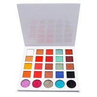 Wonderland 25-color Eye Shadow [501352759311]